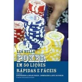 Poker Em 50 Lições Rápidas E Fáceis - Leo Bello