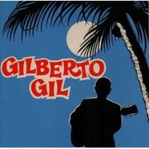 Cd Duplo - Gilberto Gil - Primeiras Gravações+ Demo Arlequim