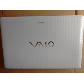 Notebook Sony Vaio Branco I3 8gb Ram Hd 500gb Tela 15.6 Lind