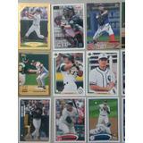 Tarjetas De Beisbol Coleccionables Mlb 100% Originales