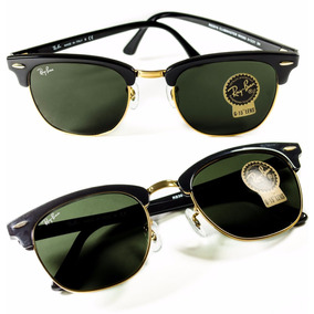 Gafas De Sol Ray-ban Clubmaster Rb3016 W0365 Black Friday
