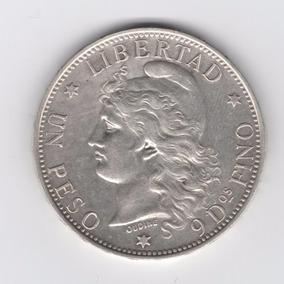 Patacon 1882 Exc Estado Acepto Mercado Pago Permuto Aprovech