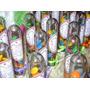 Tubos Golosineros Personalizados X 10, Con Golosinas O Sales