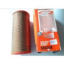 Filtro Ar Tempra Turbo/ Carb Inj 2.0 Cilindrico Ca5356 Fram