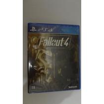 Fallout 4 Ps4 Novo E Lacrado