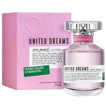 Perfume United Dreams Love Yourself Edt Feminino 80ml Benett