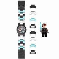 Reloj Para Niño Lego Star Wars - Anakin Skywalker C/minifig