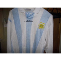 Camiseta Argentina Orig. Liquido . Mundial 94.leer Bien !!