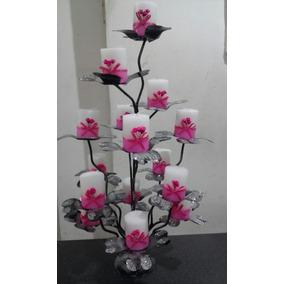 Arbol Para Ceremonia De Velas .completo