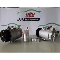 Compressor Ar+filtro Secador+valvula Expansão Gm Zafira