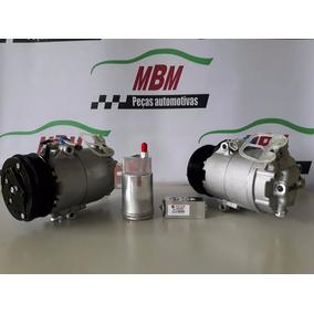 Compressor Ar+filtro Secador+valvula Expansão Astra Vectra