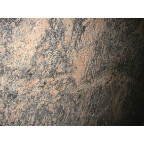 Granito Orcollano En Chapas Lustradas De 2 Cm Para Marmolero