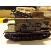 Tanque Aleman 2° Guerra Mundial 1/87
