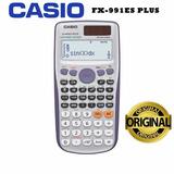 Calculadora Tecno Científica Casio Fx-991es Plus Gtia! Stock