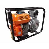 Motobomba Agua 3 Pulgad Motor 6,5hp Centrifuga Riego Succión