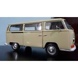 V W Combi 1972 Volkswagen Bus T 2 Escala 1/24 De Colletion