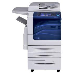 Multiuncional Color Tabloide Xerox 7556 4 Charolas Seminueva