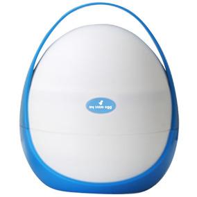 Bacinica Entrenador Infantil Portátil My Little Egg Azul