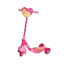 Scooter, Patin Del Diablo, Barbie