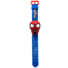 Bulb Botz De Lego Spiderman Reloj Con Luz Digital Diego Vez