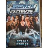 Pelicula Lo Mejor De Smack Down 10 Aniversario 1999-2009