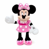 Peluche Minnie Mouse Club Disney House Licencia Original