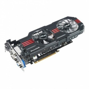 Placa Geforce Gtx 650ti Dc2o 1gd5 Hdmi Dvi 1g Asus