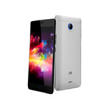 Celular Zte 16gb 4g V580 Plata Vr Integrado Amovil