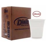 Copo Plástico Descartável Dixie 160 Ml Para Maquinas Vending