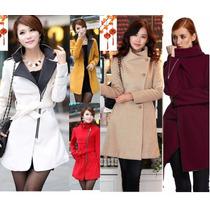 Abrigo Moda Japonesa Asia Chamarra Poncho Blazer Gratis Dhl