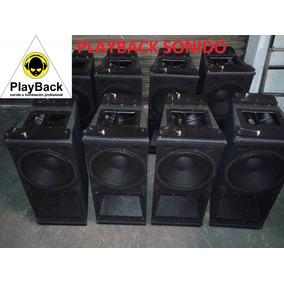 Sistema Array Profesional Con 18sound Linea Array Sonido Dj