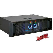 Amplificador De Potencia Oneal Op-3600 1400w Progama Musica