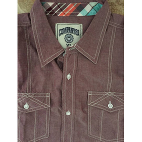 359- Camisa Company 81 - Tam. Xl Fit - Promoção
