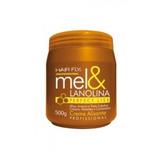 Creme Alisante Mel E Lanolina Hair Fly De 500g