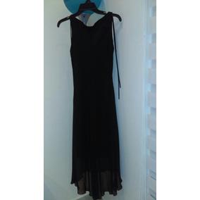 Remate Vestido Negro Elegante Liz Minelli