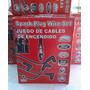 Cables De Bujia Toyota Corolla Avila 86 - 89 Carburado