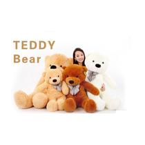Urso Gigante De Pelucia Teddy Bear 100cm ! Frete Gratis