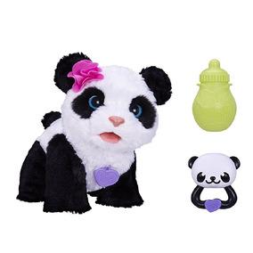 Urso Fur Real Friends Panda