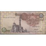 Egipto, 1 Pound 2006 P50j