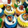 Combo Torta + 15 Cupcakes A Solo S/.150 Paw Patrol Patrulla