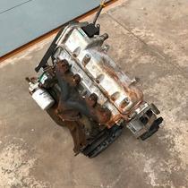 Motor Parcial Fiat Uno Palio Fire 1.0 Gasolina 2005