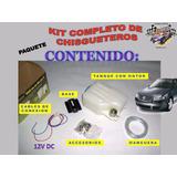 Kit De Chisguetero Completo Tanque Con Motor Pv456