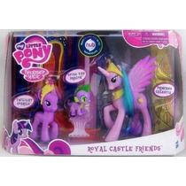 Mi Pequeño Pony Amistad Is Magic - Amigos Del Castillo Real