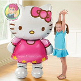 Hello Kitty Inflable (globo Para Fiestas Infantiles)