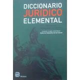 Diccionario Jurídico Elemental Guillermo Cabanellas Pdf