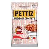 Amendoim Pettiz Pimenta Vermelha 1,010kg Dori Melhor Preço