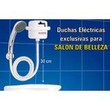 Regadera Electrica D Salon Y Resistencia Extra Envio Gratis