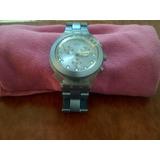 Reloj Swatch Irony Diaphane Azul