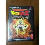 Juego Original Play Station2 Dragon Ball Z Budokai Tenkaichi