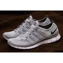 Zapatos Deportivos Gomas Nike Free Flyknit Run Correr